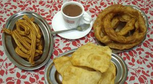Desayunos Churreria Chari